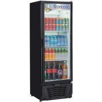 Expositor/Refrigerador Vertical 414L Frost Free - Gelopar GPTU-40PR 1 Porta c/ Fechamento Automático