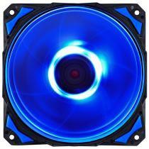 Fan para Gabinete 120mm Fury F5 LED Azul F5120LDAZ - Pcyes - Pcyes
