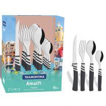 Faqueiro Amalfi 16 Peças Aço Inox 23499671 - Tramontina - Tramontina