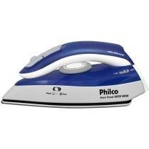 Ferro a Vapor Philco Travel Super Vapor - Bivolt - Azul/Prata/Branco - Philco