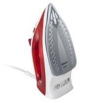 Ferro a Vapor Philips Walita Comfort - Vermelho e Branco com Corta Pingos