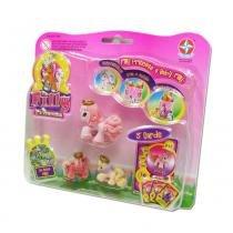 Filly Princess e Baby Filly Princesa Pretty - Estrela - Estrela