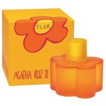 Flor de Agatha Eau de Toilette Ágatha Ruiz de La Prada - Perfume Feminino - 100ml - Agatha Ruiz de La Prada