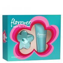 Florever Eau de Toilette Agatha Ruiz de la Prada - Kit Perfume 80ml + Loção Corporal 100ml - Agatha Ruiz de La Prada