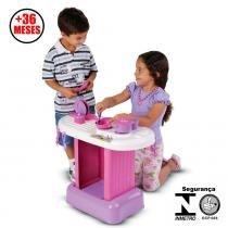 Fogão Cozinha Maluquinha - Bell Toy - Bell Toy