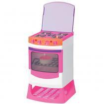Fogão Infantil Master Chef Eletrônico 8014 - Magic Toys - Magic Toys