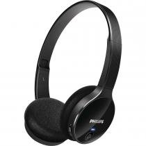 Fone de Ouvido Bluetooth com Controle de Volume SHB4000 Preto - Philips - Preto - Philips