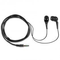 Fone de Ouvido Intra Auricular Preto H1000 - HP - HP