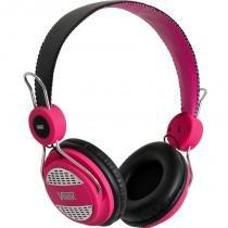 Fone Headset para Celular com Microfone Rash Pink - Vinik - Rosa - Vinik