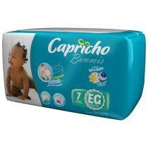 Fralda Capricho Bummis Tam EG 7 Unidades - Tecnologia Respirável