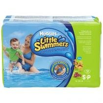 Fraldas Huggies Little Swimmers F Lit Swimm Tam P - 12 Unidades para Praia e Piscina