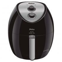 Fritadeira Philco Air Fry Saúde Inox 3 Litros com Timer - Philco