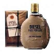 Fuel For Life Homme Diesel Eau de Toilette Perfume Masculino 50ml - Diesel