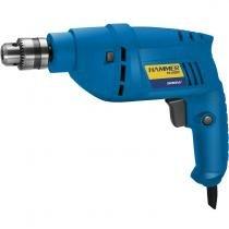 "Furadeira de Impacto 500W 220V 3/8"" FI-500 Azul - Hammer - Hammer"