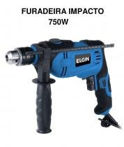 Furadeira de Impacto 750w PRO Elgin - 220v - Elgin