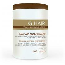 G. Hair Máscara Anabolizante - 1kg - G.Hair