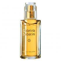 Gabriela Sabatini Eau de Toilette Gabriela Sabatini - Perfume Feminino - 30ml - Gabriela Sabatini