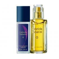 Gabriela Sabatini Gabriela Sabatini - Feminino - Eau de Toilette - Perfume + Desodorante - Gabriela Sabatini