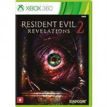 Game Resident Evil Revelations 2 Xbox 360 - Capcom