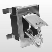 Gancho de Rede de Embutir 7323 Ip Aliança Inox 2 peças - ALIANCA