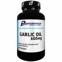 Garlic Oil 100 Cápsulas Performance Nutrition - Performance Nutrition