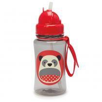 Garrafinha Zoo Panda Preto/Vermelho - Skip Hop - Skip Hop