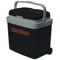Geladeira de Viagem Black&Decker BDC33L-BR - 33L com Painel de Controle para Temperatura