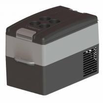Geladeira Portátil 31 litros quadrivolt 12-24V e 110-220V Resfriar - Resfriar