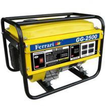 Gerador de Energia à Gasolina 2500W - Ferrari GG4 2500