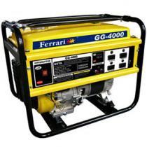 Gerador de Energia à Gasolina 4000W - Ferrari GG4 4000