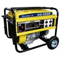 Gerador de Energia à Gasolina 5500W - Ferrari GG4 5500