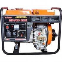 Gerador de Energia Diesel Manual VG3600D - Vulcan - Vulcan