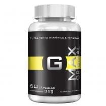 Gmax Original Intlab - Suplemento Vitamínico e Mineral - 60 Cápsulas - Intlab