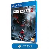 God Eater 2: Rage Burst para PS4 - Namco Bandai