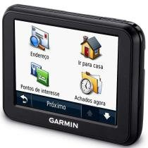 "GPS Automotivo Garmin Nuvi 30 Tela 3,5"" Touch 00989-29 - Garmin"