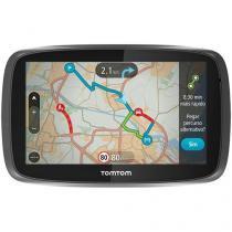 "GPS Automotivo Tomtom Go 500 Tela 5"" Touch - Mapas 3D 4.690 Cidades Navegáveis"