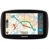 """GPS Automotivo Tomtom GO 50B - Tela 5"""" Mapas 3D"""