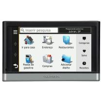 "GPS Garmin Nuvi 2417 Tela 4,3"" Touch com Tela Colorida 1124-10 - Garmin"