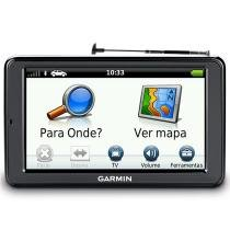 "GPS Garmin Nuvi 2580TV Tela 5"" Touch com Tela Colorida 1030-40 - Garmin"