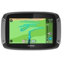 """GPS para Moto Tomtom Rider 400 4.3"""" Touch Screen - Mem. 8GB com Alerta de Radar Atualização Vitalícia"""