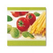 Guardanapo Pasta Dish 33X33 cm Paper Design - Paper Design