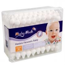 Hastes Flexíveis para Bebê Baby Bath - 60 UN - Neutro - Neutro - Baby Bath