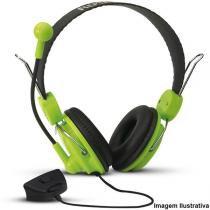 Headset Reptile Xbox 360 Preto/Verde 621652 - Dazz - Dazz