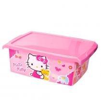Hello Kitty Caixa com Alça Decorada 10L - Monte Líbano - Hello Kitty