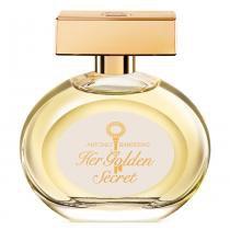 Her Golden Secret Antonio Banderas - Perfume Feminino - Eau de Toilette - 30ml - Antonio Banderas