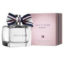 Hilfiger Woman Peach Blossom Eau de Parfum Tommy Hilfiger - Perfume Feminino - 50ml - Tommy Hilfiger