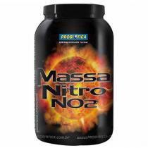 Hipercalórico Massa NO2 Chocolate 1,4Kg - Probiótica c/ Vasodilatador