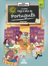 Hoje E Dia De Gramatica 4 Ano - Positivo - 953084