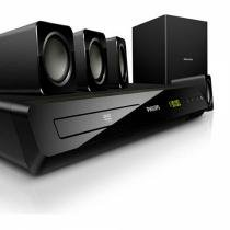 Home Theater Philips HTD3500X/78 DVD Player 300w HDMI USB - NULL - Philips