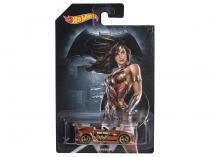 Hot Weels Mulher Maravilha - Edição Batman Vs Superman - Mattel